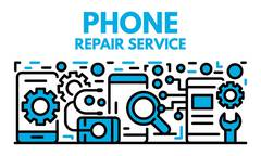 LOGO PHONE REPAIR 5 VIRCOM