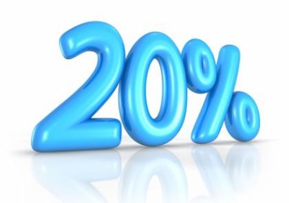 PROMO 20% VIRCOM