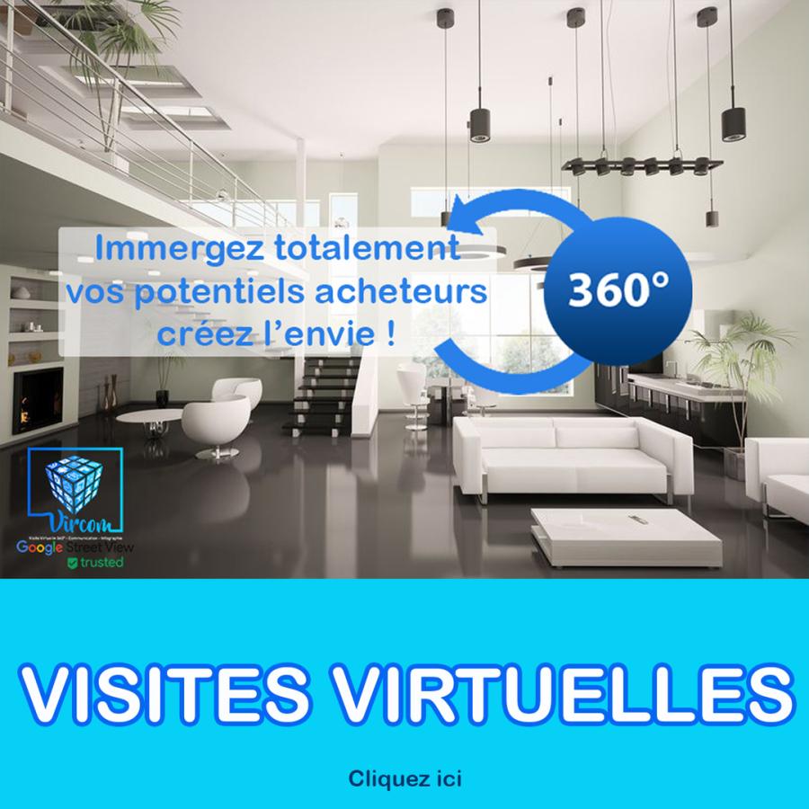 VISITES VIRTUELLES VIRCOM